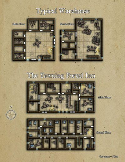 The Yawning Portal Inn