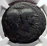 OCTAVIAN Augustus & JULIUS CAESAR Vienna Gaul Ancient Roman Coin NGC Rare i58871 http://realhistory.co.place/octavian-augustus-julius-caesar-vienna-gaul-ancient-roman-coin-ngc-rare-i58871/