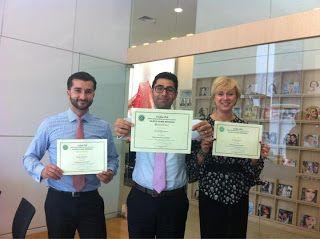 Menjelang sertifikat halal dari MUI, top management pun sudah membekali diri dengan sertifikasi