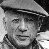 Pablo Picasso, 1962. Foto: Revista Vea y Lea / via Wikimedia Commons