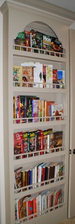 My Beautiful Cookbook Collections Needs Its Own Library Nook!