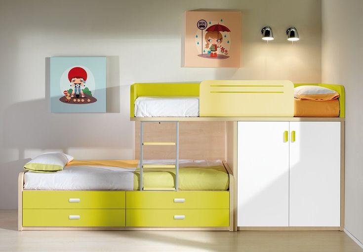 Las 25 mejores ideas sobre habitaciones juveniles for Habitaciones juveniles modernas
