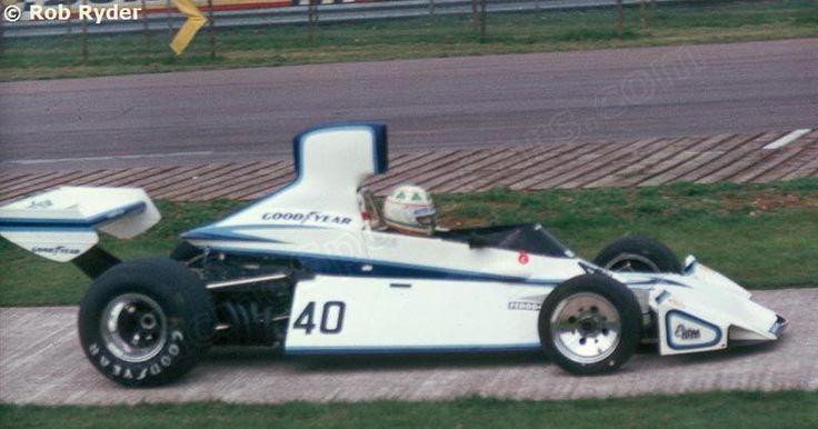 40 - Brabham BT42 Ford #BT42/2 - RAM Racing
