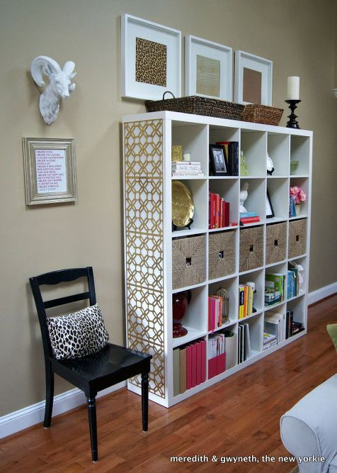 Our Nc Home Tour Part 1 So Crafty Expedit Bookcase