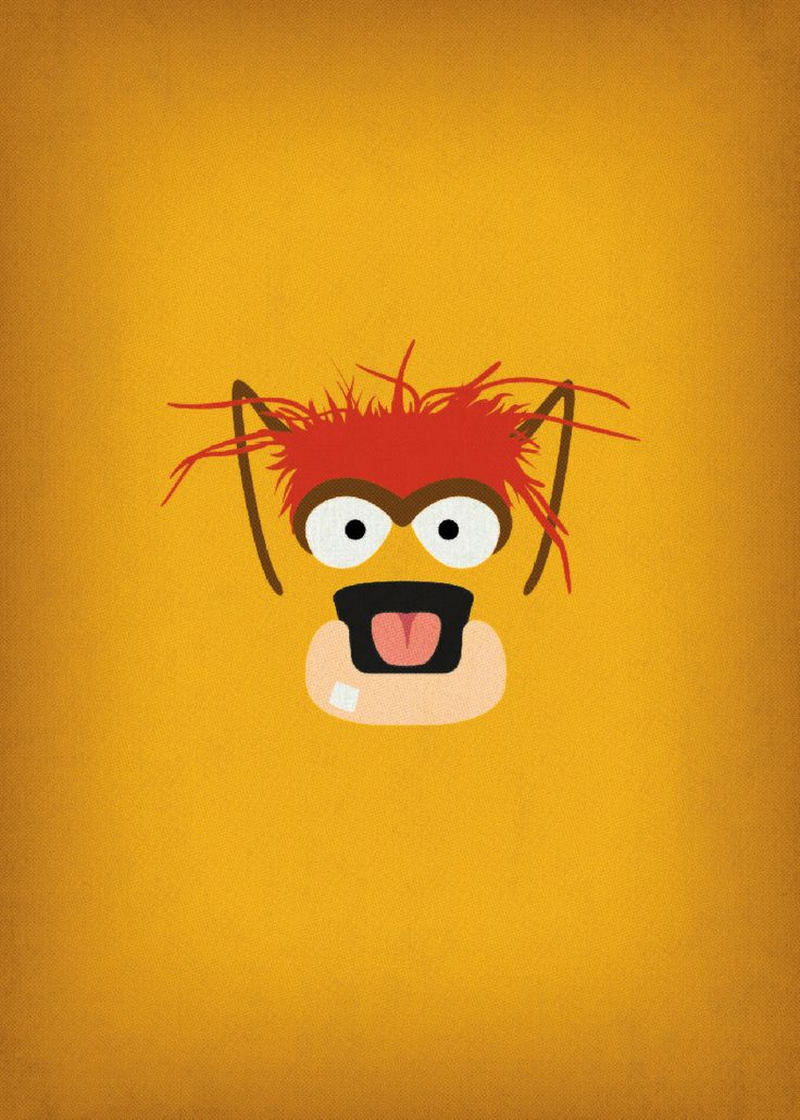 The Muppets Show Pepe the King Prawn Minimalist by TheRetroInc