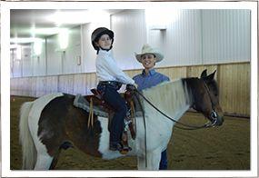 Cours d'équitation pour enfants - Poney Club