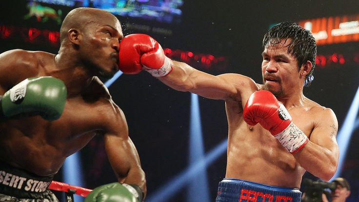 Manny Pacquiao to fight Timothy Bradley Jr. for third time on April 9