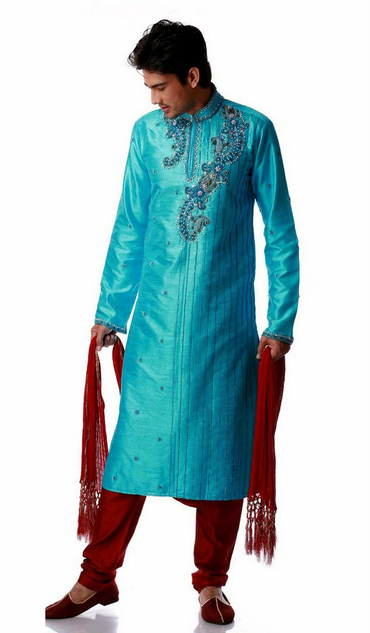 21 best Wedding Sherwani images on Pinterest | Wedding sherwani ...