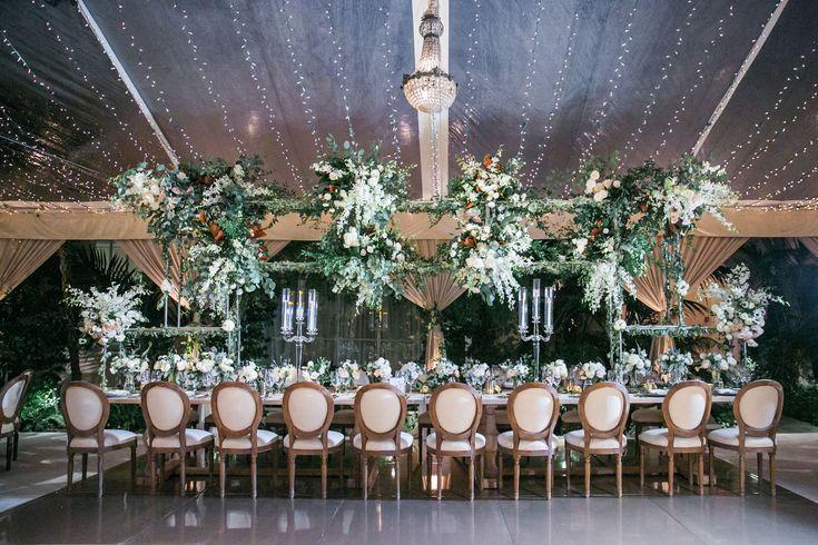 Destination LA Wedding with Natural, Rustic & Organic
