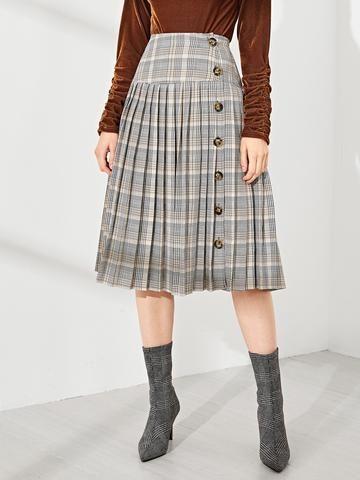 62f38b8f7 Black wrap maxi skirt in chiffon in 2019 | Wrap maxi skirt | Pinterest |  Skirts, Plaid skirts and Skirt fashion