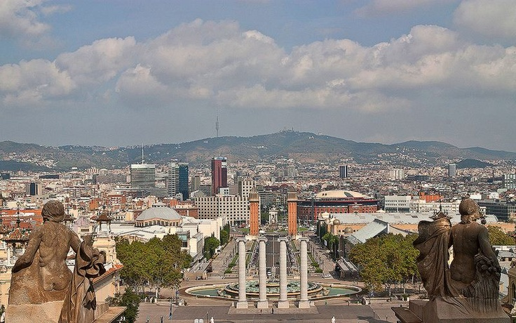 View of the City #Barcelona
