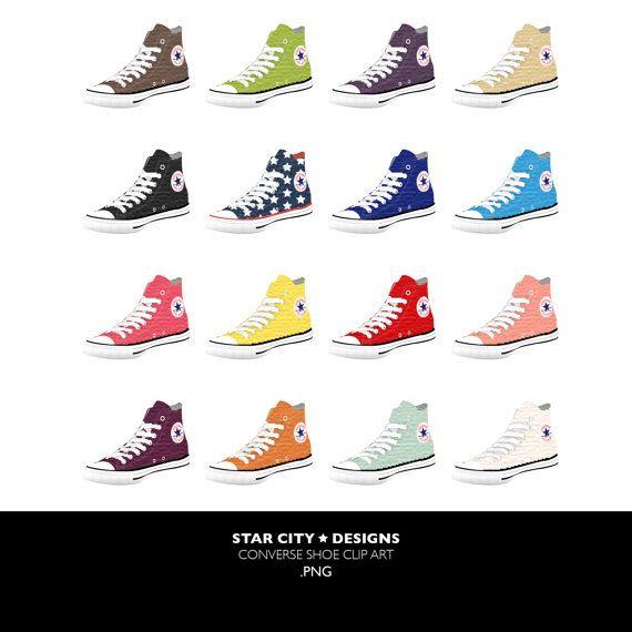 Converse Graphic Design Shoes