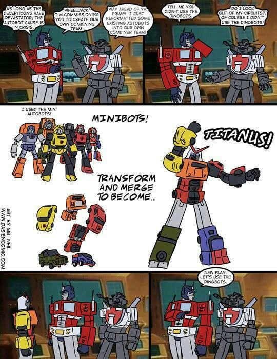 Transformers funny