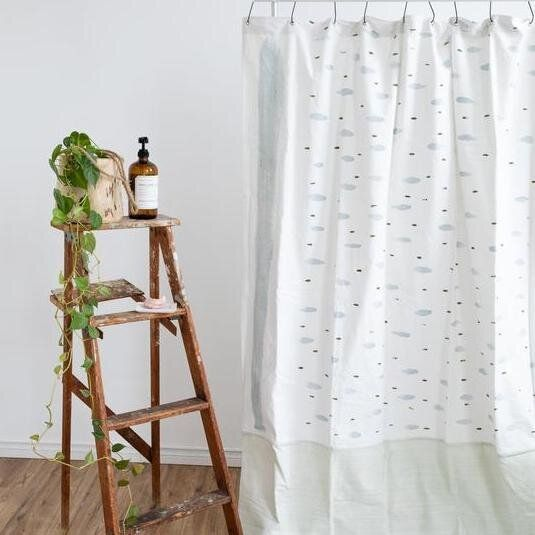 6 Eco Friendly Shower Curtains For An Easy Bathroom Upgrade In 2020