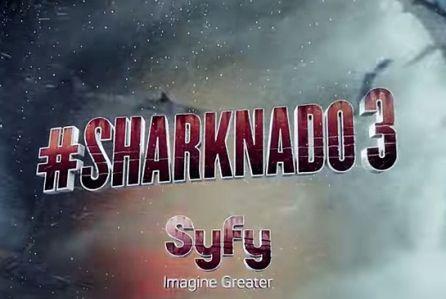 Syfy anuncia que habrá una Sharknado 4 y la audiencia debe decidir si Tara Reid estará en ella o no