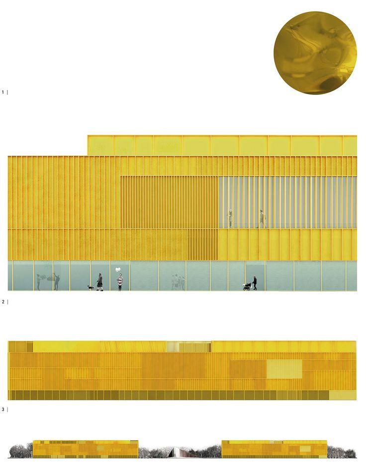 Hungarian Museum of Architecture and the Fotomuzem, VIAR estudio - BETA