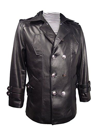 """Lambskin Leather, Silky Lining, Warm Cotton Pocket Lining, Zip Out Liner . Not all leather is the same. When vendors say or state, """"leather or genuine leather"""", they generally use """"pig skin"""", which is the worst quality of leather and therefore inexpensive. If you choose to...  More details at https://jackets-lovers.bestselleroutlets.com/mens-jackets-coats/trench-rain/product-review-for-nettailor-tall-big-man-1040-big-tall-size-4-season-leather-jacket-zip"""