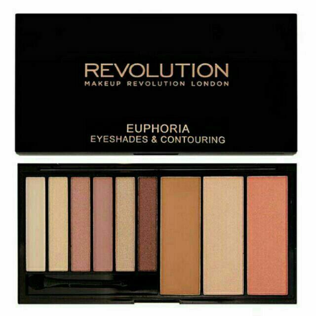 ขาย Makeup Revolution Euphoria Palette ในราคา ฿550 ซื้อได้ที่ Shopee ตอนนี้เลย!http://shopee.co.th/beautyrunway/2702954  #ShopeeTH
