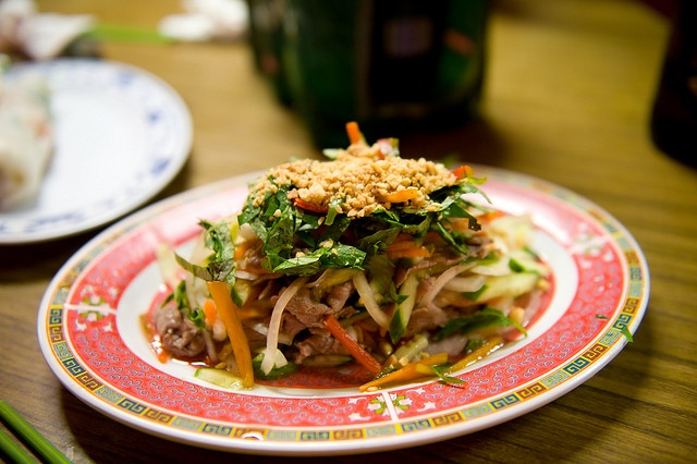 Goi Bo - Vietnamese Lemon Rare Beef Salad