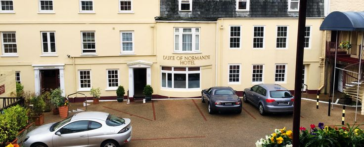 Duke of Normandie Hotel Guernsey in Guernsey, Channel Islands