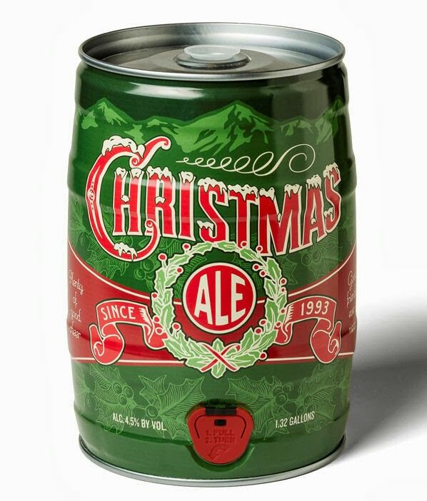 #Winter #Holidays #Ale #Packaging