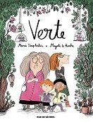 Marie Desplechin  et Magali Le Huche : Verte - Libre-R et associés : Stéphanie - Plaisir de lire