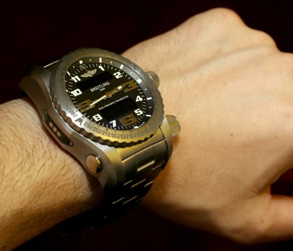 Breitling Emergency II Hands-On: Truly Global Rescue Beacon In A Watch