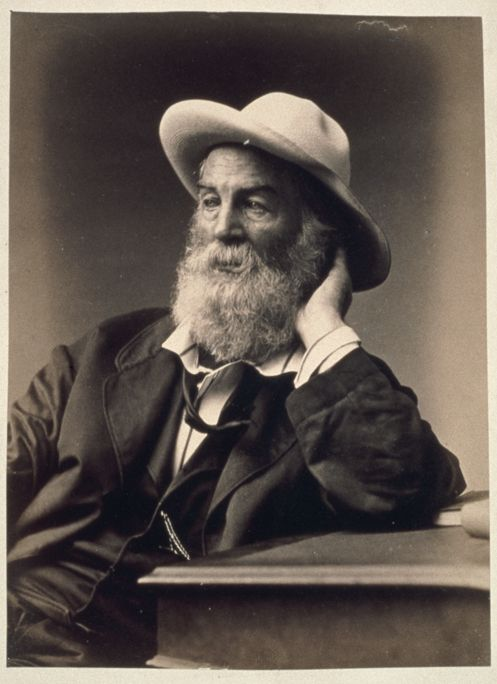 a biography of walt whitman an american poet Life and background walt whitman is both a major poet and an outstanding personality in the history of american literature he rose from obscurity to monumental.