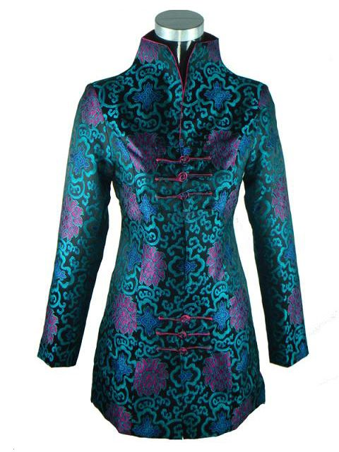 love this jacket,it is so beautiful #chinesedress #fashion #jacket
