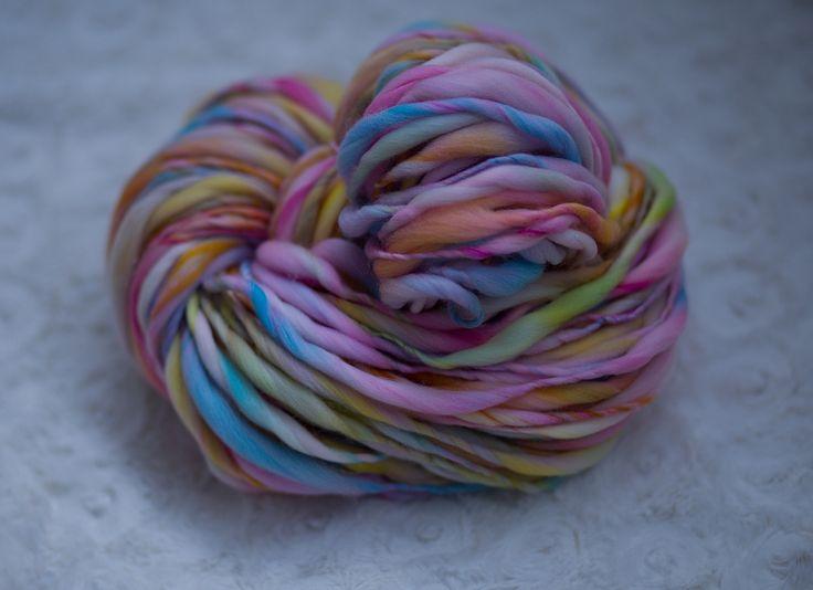 #vlnkovo #handspun #handdyed #wool #merino #love