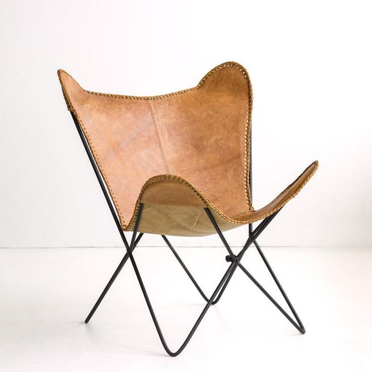 Butterfly Chair- Tan #worthynzhomeware wwworthy.co.nz