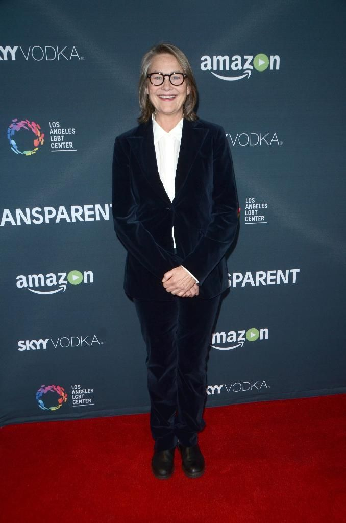 Jonesing for Transparent  / Transparent's second season is soon upon us, and when it arrives the Emmy-winning show will meet a Tony-winning actor: Cherry Jones. The acclaimed lesbian actor – married earlier this year to fellow actor Sophie Huber – will join the cast as a lesbian women's studies professor...