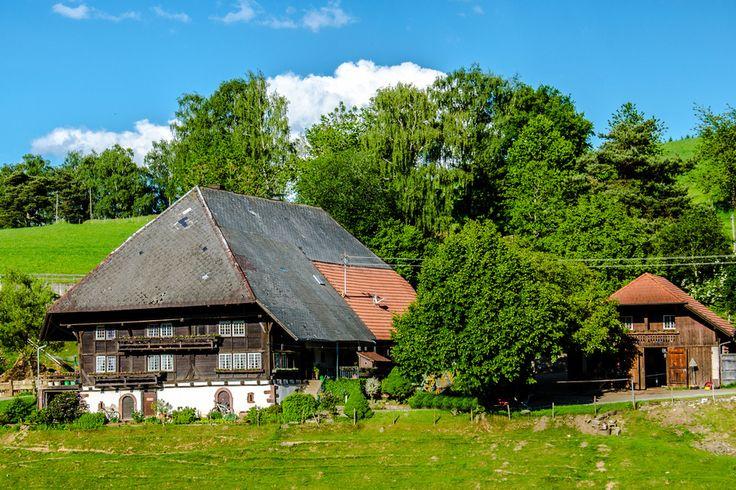 Bauernhof in Mühlenbach/Schwarzwald