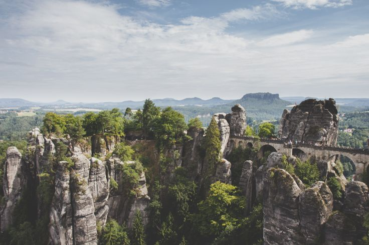 6 Things you need to know about hiking in Saxon Switzerland