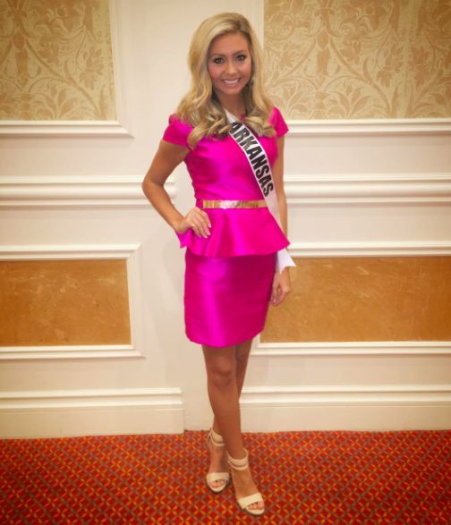 Your interview outfit has the possibility to enhance your total look. With new chic trends coming out all the time, it's no wonder that the Miss Teen USA 2016 contestants looked so on point. They know their stuff when it comes to sophisticated and chic styles! These five state titleholders looked amazing in their interview outfits for Miss Teen USA 2016, so we decided to feature them for some inspiration for your next pageant!