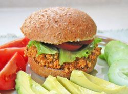 Tofu Sloppy Joes: Easy kid friendly vegan tofu recipe. The whole family loves them, but they are near the top of our list of foods that kids will actually eat enthusiastically      Debbie Nothaft's Tofu Sloppy Joes are on our list of kid friendly recipes - those that kids will actually eat.