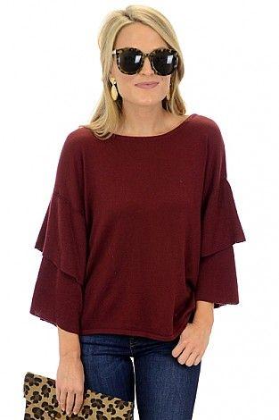 Te Amo Sweater :: NEW ARRIVALS :: The Blue Door Boutique