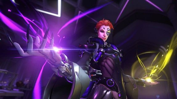Moira the new Overwatch healer grew from a simple idea: We need a villain