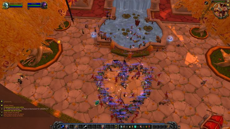 The recent post about the charity runs reminded me of this screen shot from the end point of the Troll Run. It captures what the charity runs are all about. #worldofwarcraft #blizzard #Hearthstone #wow #Warcraft #BlizzardCS #gaming