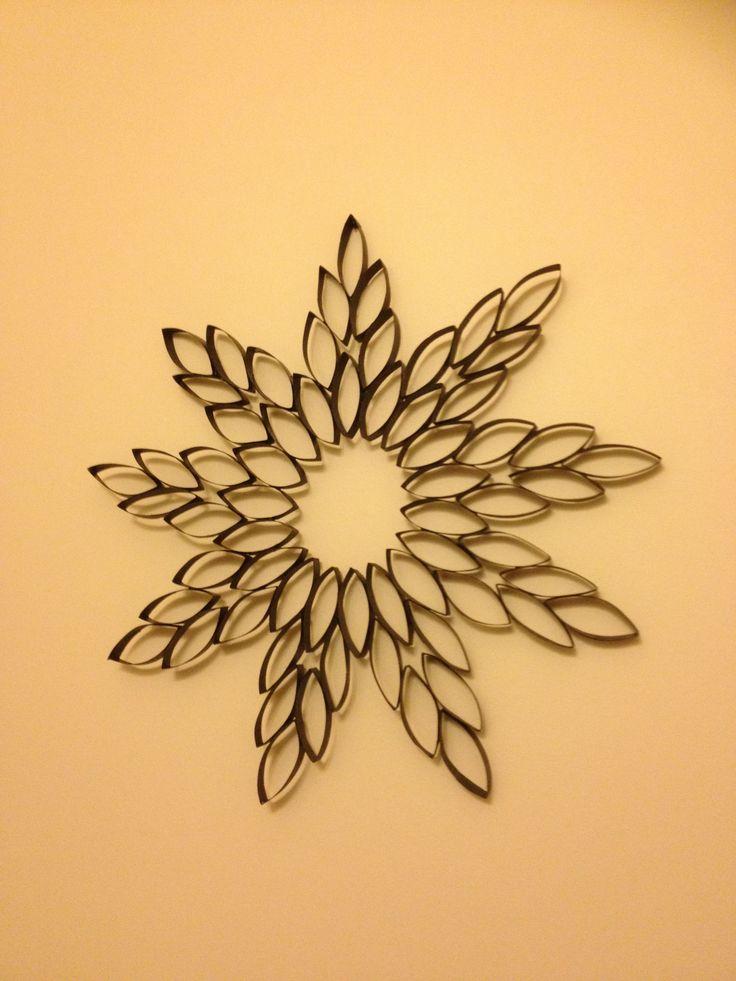 Fine Tissue Paper Roll Wall Art Motif - Wall Art Collections ...