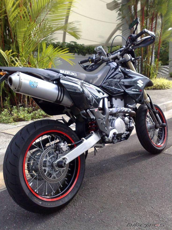 BikePics - 2010 Suzuki DRZ 400