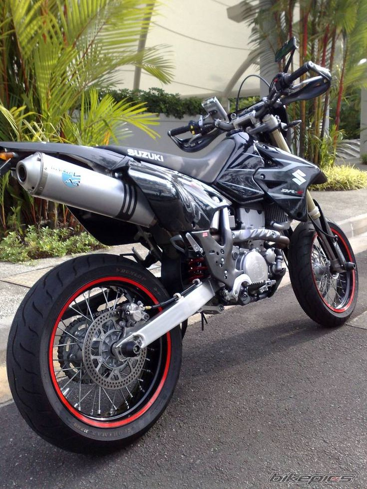 Best 25 Drz400 Supermoto Ideas On Pinterest Honda Dominator