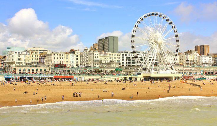 Vacanze d'estate Brighton, Inghilterra  ♥