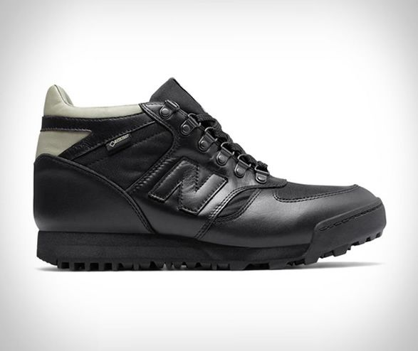 New Balance have re-released the sneaker that scaled Everest. Alpinist Lou Whittaker climbed Mt. Everest in a pair New Balance Rainier boots, a hiking shoe known for having the weight and comfort of a running shoe and the ruggedness you need in a sta