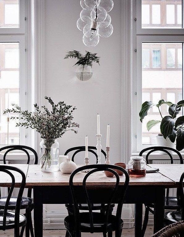 Your Favorite Interiors Of 2017 Via Coco Lapine Design Blog Minimalist Living Room Decor Dining Room Inspiration Living Room Decor