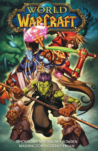 World of Warcraft #4 - Volume 4 (Issue)