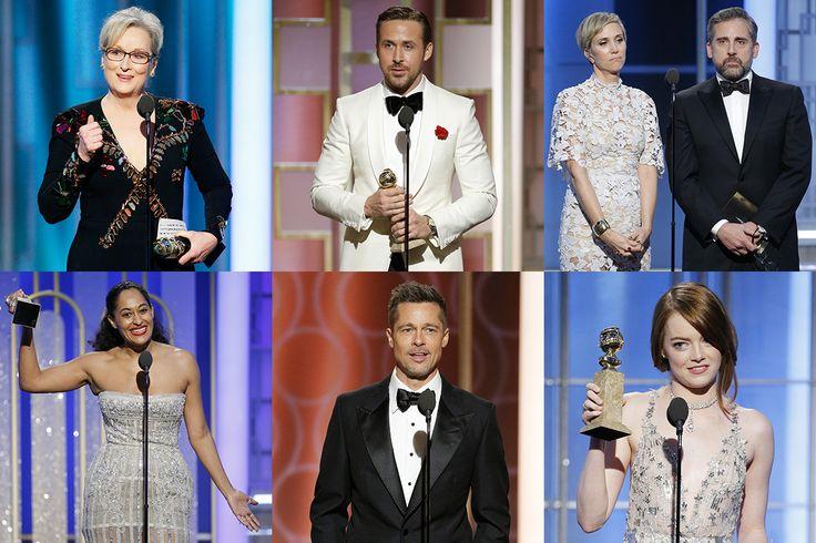 Golden Globes 2017: Winners List and Show Photos