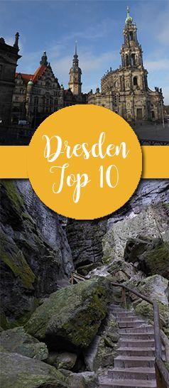 Sehenswürdigkeiten, Geheimtipps und Ideen für euren Urlaub in Dresden und Umgebung.
