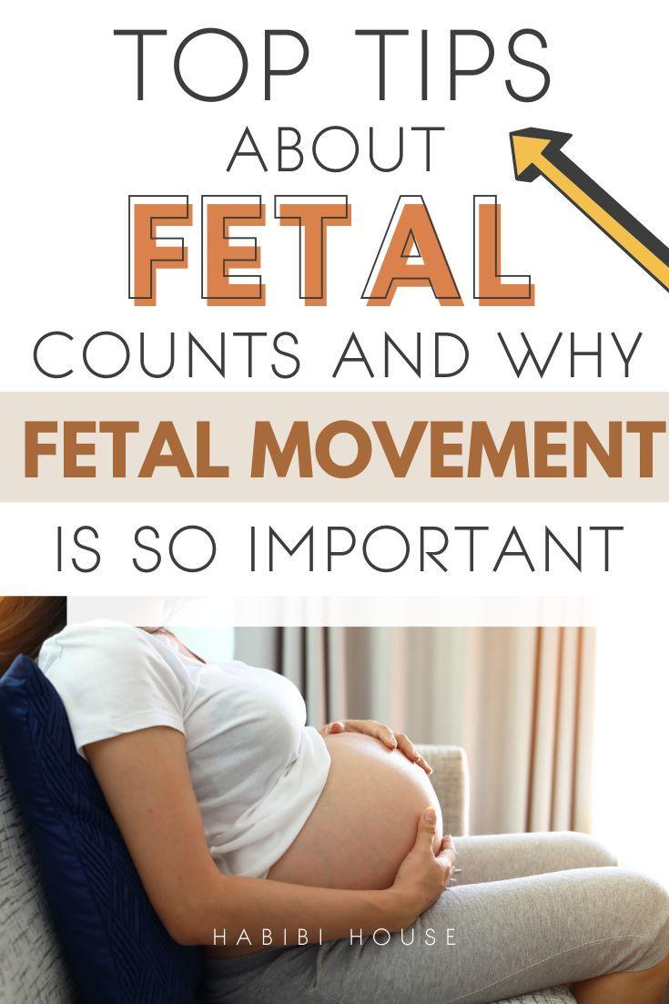 Fetal Kick Counts | Fetal movement, Newborn care, Mom advice