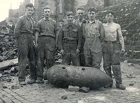 South Shields Bomb squad
